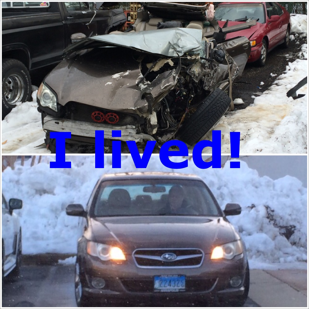 The Car Crash That Changed My Life Forever