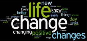 multiple words, life, change, positive
